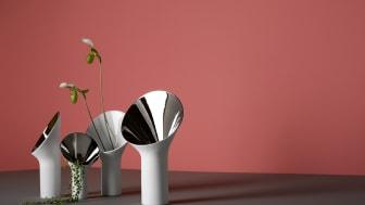 Die neuen Vasen Fondale von Rosenthal.