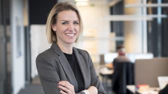 STORTALENT: Heidi Ravndal har vært en av lederne som har bygget opp Stavanger-kontoret til Sopra Steria. Nå er hun nominert til E24s Ledertalentene 2018.