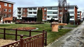 Bostadsrättsförening i Trelleborg storsatsar på solel