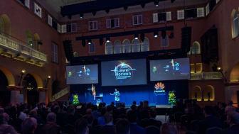 Partner summit Huawei Horizon hölls av Huawei Enterprise på Grand Hôtel i Stockholm.