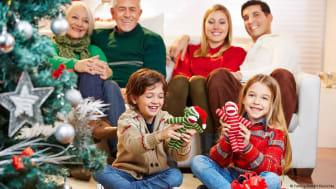 Telefondagis inför julen