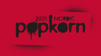 Kulturværftet og 7 andre partnere står bag talentudviklingsprogrammet Popkorn Nordic, der nu åbner op for tilmelding med frist 15. august 2021.