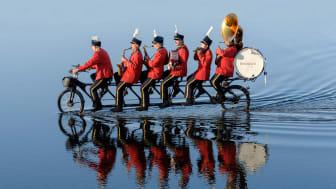 Mobil, gesund und klimafreundlich – das ist die Devise des ersten Fahr-Rad-Kultur-Festivals in Neuruppin.