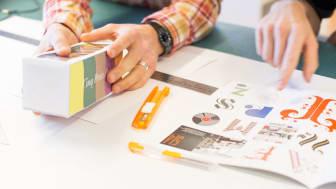 Julia Losciale, förpackningsspecialist på ICA, berättar om yrkesrollen och utvecklingen de senaste åren
