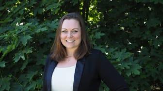 Sara, Supply Chain Manager på Movement, är med i DLFs Logistikkommitté