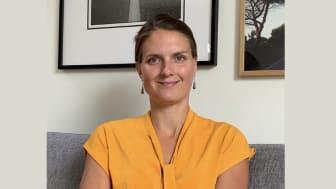 Linda Argenius är ny säkerhetschef/säkerhetsskyddschef på Avarn Security.