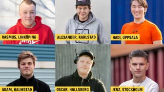 """Här är årets finalister i """"SM för unga plåtslagare 2020"""""""