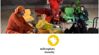 """GU Ventures välkomnar """"Mötesplats Steneby"""" till sin verksamhet"""