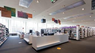 Teil des Hygieneschutzkonzept: Zentral- und Landesbibliothek Berlin (ZLB) arbeitet jetzt an beiden Standorten mit VoiceBridge-Gegensprechanlagen