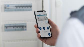 Hager Ready hjälper installatörer att planera elcentraler med några enkla steg.