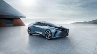 Lexus Electrified: Premiere på fremtidens elbiler fra Lexus