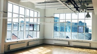 Beckmans Designhögskola och kvällsskola flyttar till AGA på Lidingö sommaren 2022