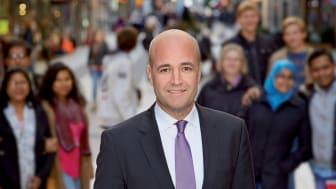 Fredrik Reinfeldt på Offentlig Chef 2017