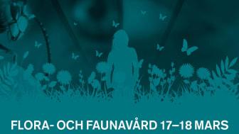 Miljöminister Per Bolund till årets Flora- och faunavårdskonferens