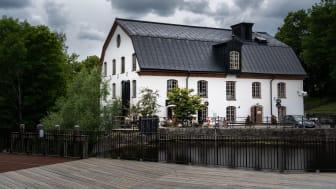 Ulva Kvarn Hantverksby Uppsala, Uppland