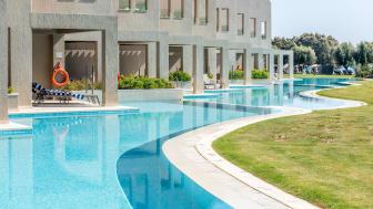 Swim up-værelser i Grækenland
