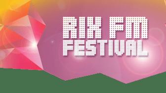 Rix FM Festival inleder Eskilstuna Parkfestival