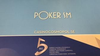 Pokerns utveckling hos Casino Cosmopol