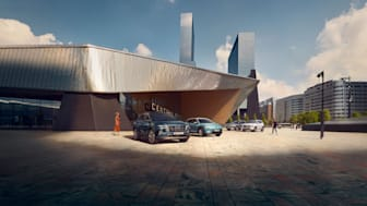Hyundais uppdaterade och elektrifierade SUV-familj.