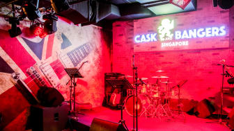 British gastrobar Cask and Bangers opens in Clarke Quay