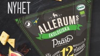 Ekologisk och smakrik nyhet gjord på svensk mjölk - Allerum Eko