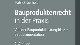 Bauproduktenrecht, 2. Auflage (2D/tif)