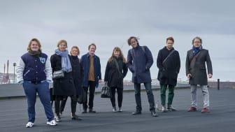 Göteborgs Stad, Älvstranden Utveckling, BSK Arkitekter och MVRDV startar utvecklingen av Magasin 113 i Frihamnen.