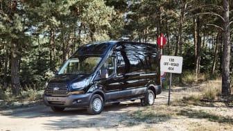 Hannoverben a Ford standon bemutatkozik a vadonatúj Ford EcoBlue dízelmotor