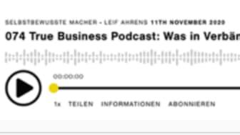 BdS-Hauptgeschäftsführerin Andrea Belegante bei: Podcast SELBSTBEWUSSTE MACHER: was in Verbänden digital wird und bleibt