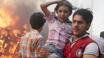 RO-Gruppen startar insamling till människorna i Syrien