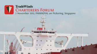 Dry cargo chartering focus in Singapore