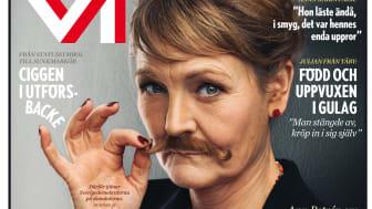 Omslag Tidningen Vi nr 5/2013