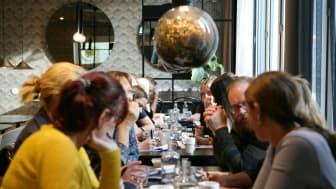 Green Cooking Academy i Stockholm den 19 sept