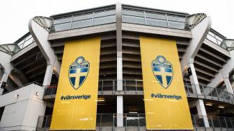 Gamla Ullevi i Göteborg. Foto: SvFF/Bildbyrån