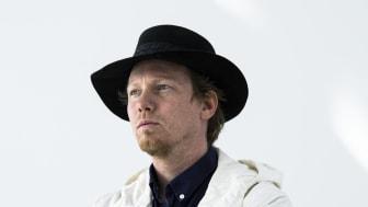 Steinar Haga Kristensen, nominert til Lorck Schive Kunstpris 2021. Foto: Christina Undrum Andersen / TKM.