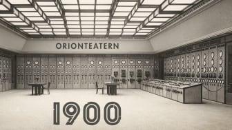 1900 på Orionteatern