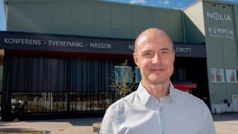 Christer Nederstedt, försäljningschef på Nolia AB och ansvarig för Nolia Ledarskap.