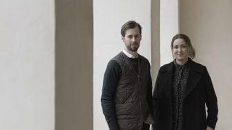Ludvig Samuelsson, Gillöga och Iris Vesterberg, Blooc