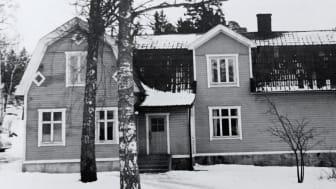 Bild: Skyddsvärnets arkiv. Björkahemmet startade 1918 och låg då i Hässelby.