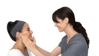 PST Applying Rapid Reveal Peel on Jai