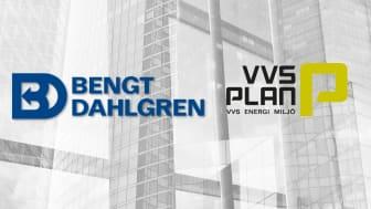 VVS Plan ansluter sig till Bengt Dahlgrenkoncernen