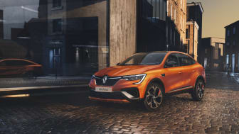 Renault Arkana indtager Europa