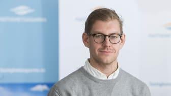 Christoffer Börjesson Chief Digital Officer Fastighetsägarna Service