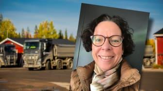 Maria Törmä Lindmark ny platschef för Kaunis Irons malmtransporter