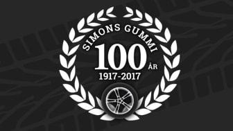 Simons Gummi - en pigg 100 åring