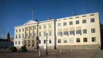 HISTORIEVERKET - VISNING AV ASPLUNDS TILLBYGGNAD AV RÅDHUSET