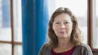 Marta Szebehely, Institutionen för socialt arbete. Fotograf Eva Dalin.