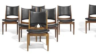 "Finn Juhl: ""The Egyptian Chair""."
