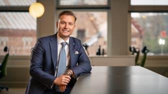 Jonas Andersson, VD på DQC. Foto: Jonas Häll.