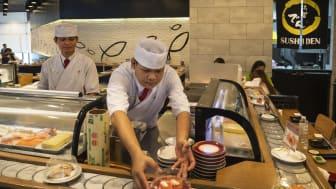 Sushirestaurant Thailand